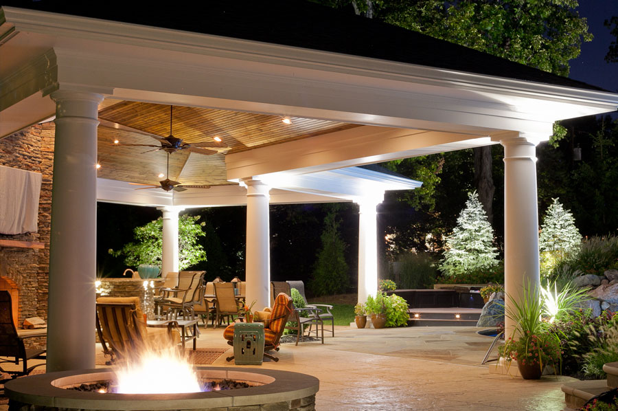 Outdoor Lighting Tepe Services