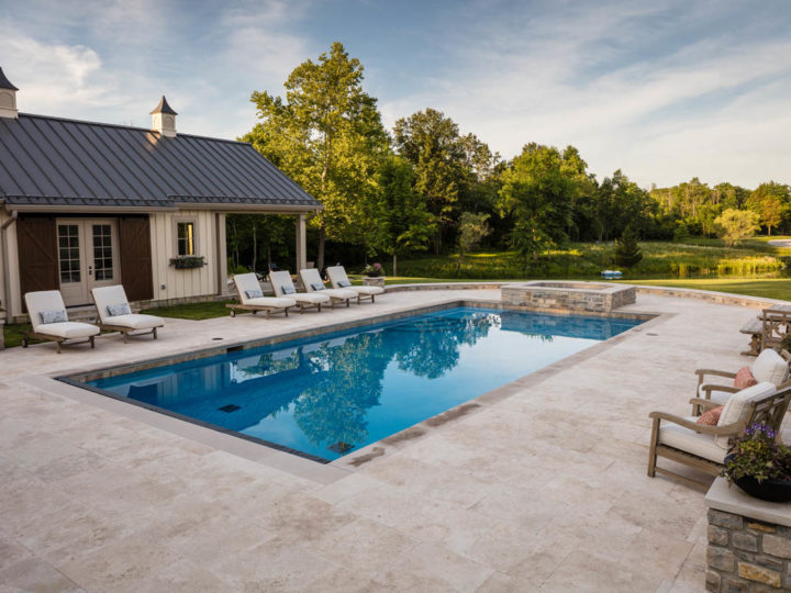 Custom Gunite Pool Cincinnati, OH