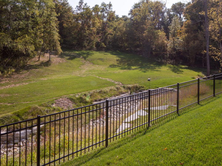 Custom Creek with Bridge Bridgetown, OH