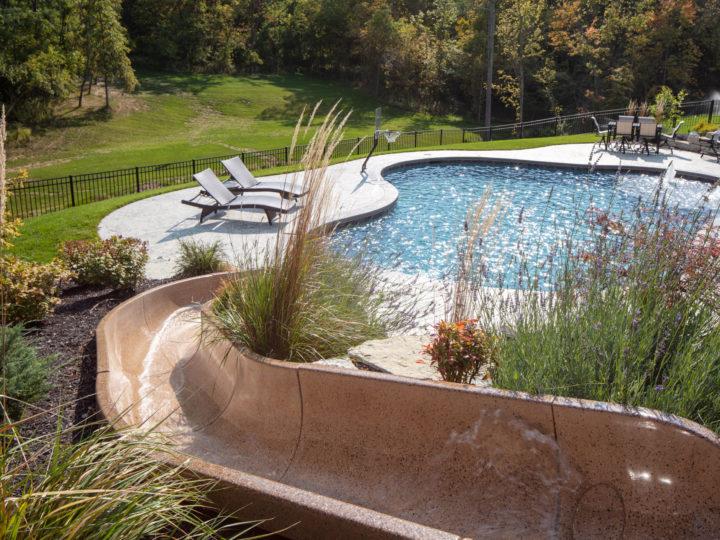 Pool Slide Bridgetown, OH